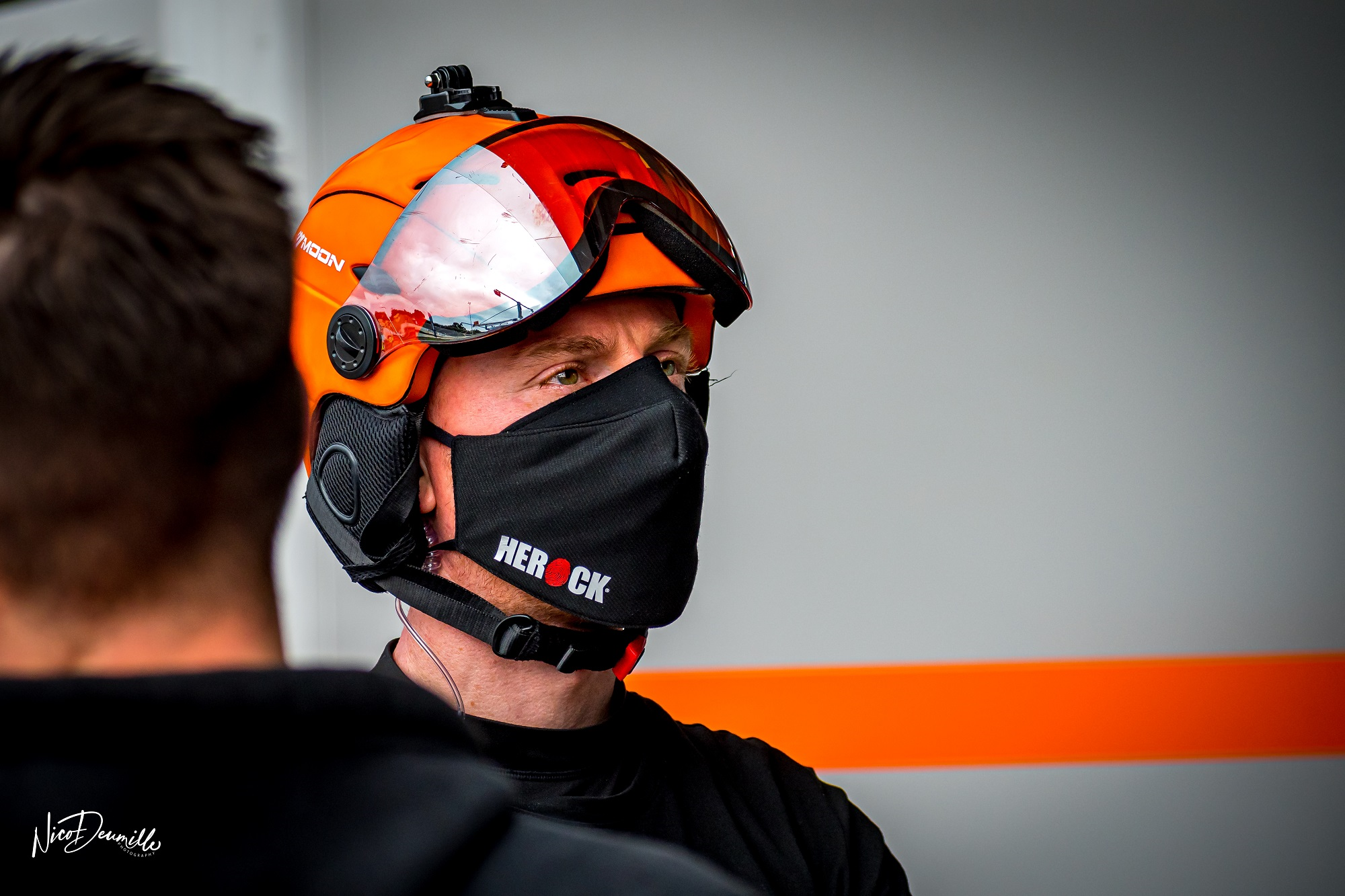 Herock Boutsen Ginion Racing Workwear