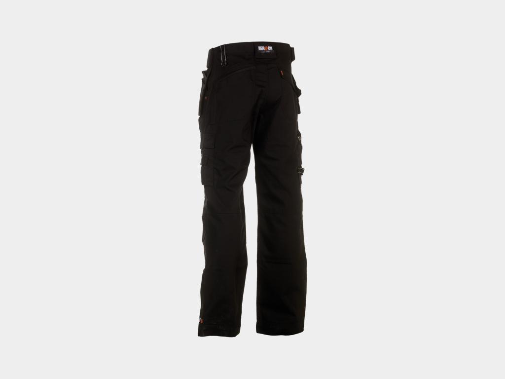 Herock Dagan 23MTR1101 Kneepad Holster Work Trousers Grey